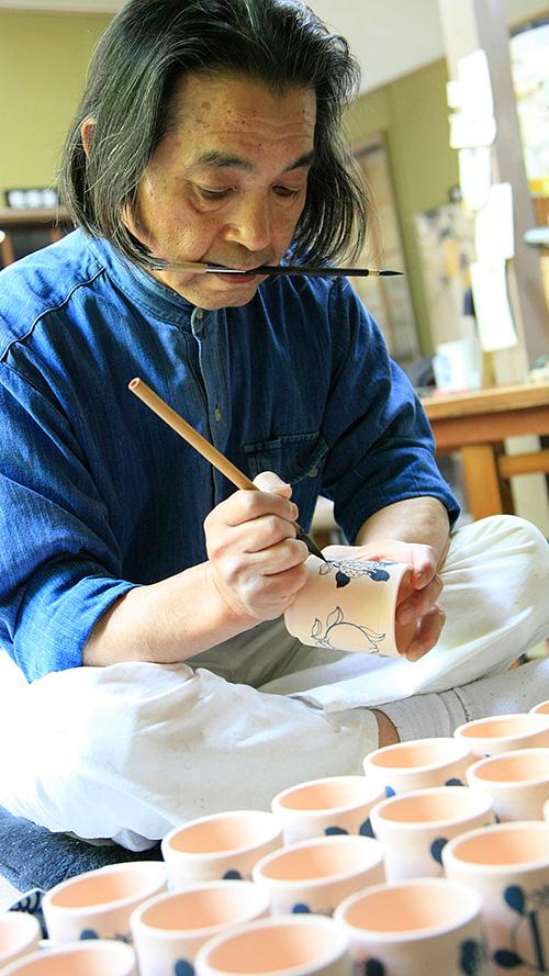 伊藤瓢堂 | 銀山上の畑焼陶芸センター
